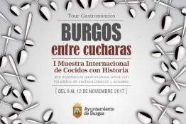 Burgos entre cucharas